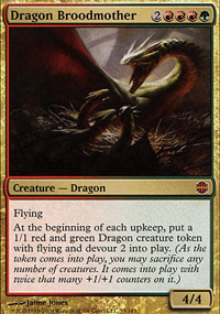 Dragon Broodmother - Alara Reborn