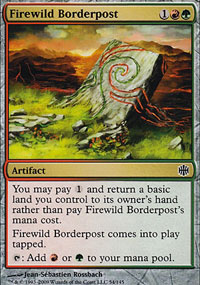 Firewild Borderpost - Alara Reborn