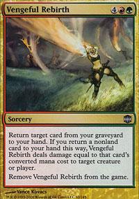 Vengeful Rebirth - Alara Reborn