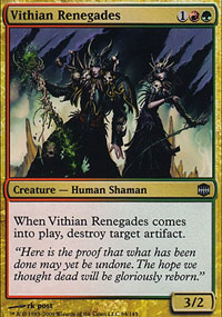 Vithian Renegades - Alara Reborn