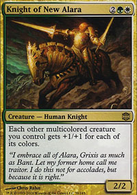 Knight of New Alara - Alara Reborn