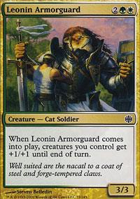 Leonin Armorguard - Alara Reborn