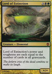 Lord of Extinction - Alara Reborn