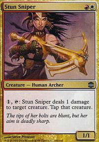 Stun Sniper - Alara Reborn