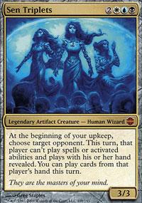 Sen Triplets - Alara Reborn