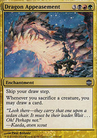 Dragon Appeasement - Alara Reborn
