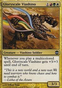 Gloryscale Viashino - Alara Reborn