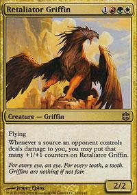 Retaliator Griffin - Alara Reborn