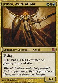 Jenara, Asura of War - Alara Reborn