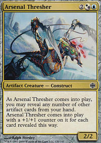 Arsenal Thresher - Alara Reborn
