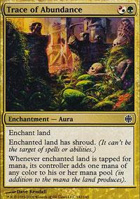 Trace of Abundance - Alara Reborn