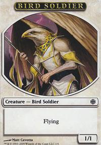Bird Soldier - Alara Reborn