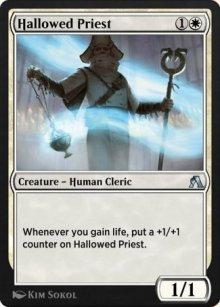 Hallowed Priest - Arena Beginner Set