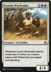 Leonin Warleader - Arena Beginner Set