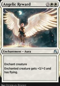Angelic Reward - MTG Arena