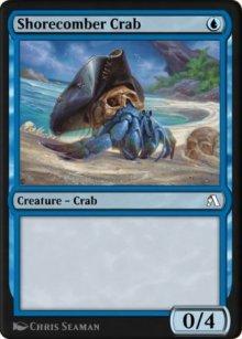 Shorecomber Crab - MTG Arena