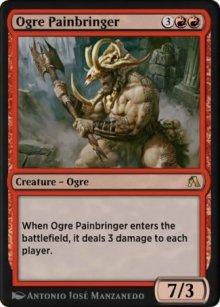 Ogre Painbringer - MTG Arena