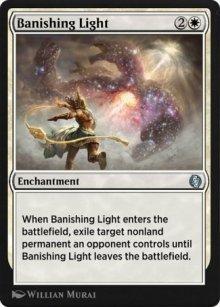 Banishing Light - MTG Arena