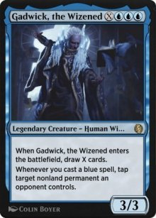 Gadwick, the Wizened - MTG Arena