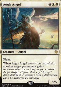 Aegis Angel - Archenemy: Nicol Bolas decks