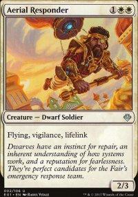 Aerial Responder - Archenemy: Nicol Bolas decks