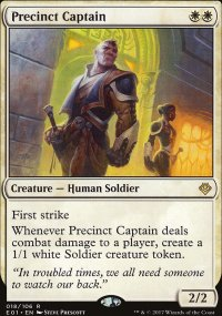 Precinct Captain - Archenemy: Nicol Bolas decks
