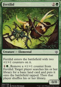 Fertilid - Archenemy: Nicol Bolas decks