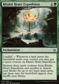 Khalni Heart Expedition - Archenemy: Nicol Bolas decks