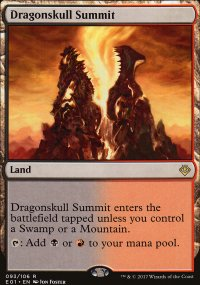 Dragonskull Summit - Archenemy: Nicol Bolas decks