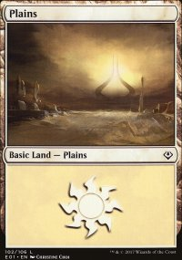 Plains 2 - Archenemy: Nicol Bolas decks