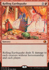 Rolling Earthquake - From the Vault : Annihilation