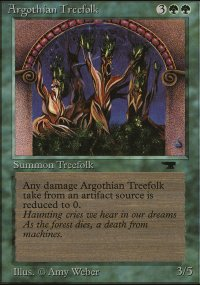 Argothian Treefolk - Antiquities