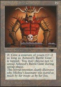 Ashnod's Battle Gear - Antiquities