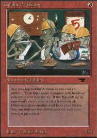 Goblin Artisans - Antiquities