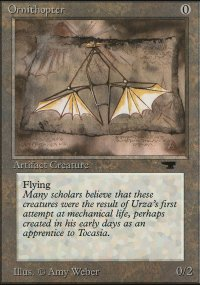 Ornithopter - Antiquities