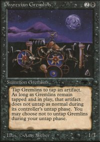 Phyrexian Gremlins - Antiquities