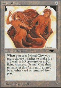Primal Clay - Antiquities