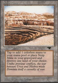 Strip Mine 2 - Antiquities