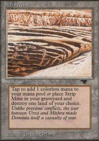 Strip Mine 3 - Antiquities