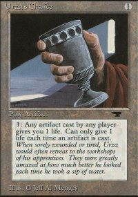 Urza's Chalice - Antiquities