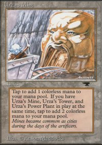 Urza's Mine 2 - Antiquities