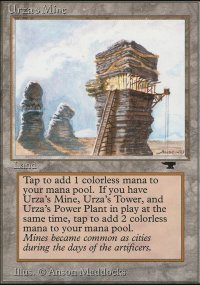 Urza's Mine 4 - Antiquities