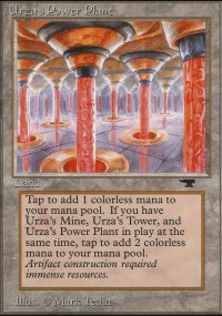 Urza's Power Plant 2 - Antiquities