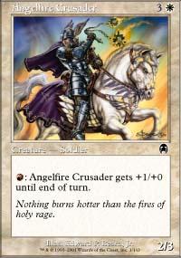 Angelfire Crusader - Apocalypse