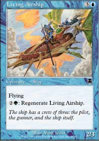 Living Airship - Apocalypse