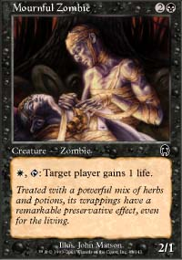 Mournful Zombie - Apocalypse