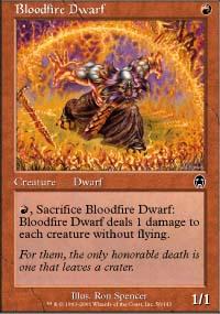 Bloodfire Dwarf - Apocalypse