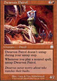 Dwarven Patrol - Apocalypse