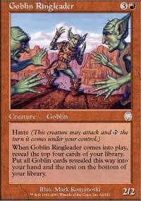 Goblin Ringleader - Apocalypse