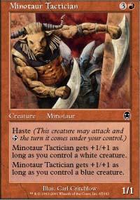 Minotaur Tactician - Apocalypse